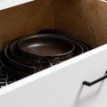 6 Genius Approaches to Tackling Cookware and Bakeware Kitchen Storage
