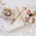 We Are Swooning, Literally, Over These DIY Earthy Gift Toppers