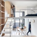 A 'Micro' House With a Gender-Neutral Design in Taipei