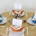 These Creative Ways to Set the Kids' Table at Thanksgiving Are Simply Adorable