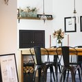 Turn Your Lofty Dreams Into a Reality, Thanks to These 6 Industrial Dining Room Ideas