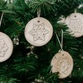 These Charming Clay Christmas Tree Ornaments Are so Easy to Make