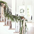 Step Up Your Game With These Christmas Decorations for Your Stairs