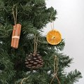 DIY Tree Ornaments Using Natural Materials
