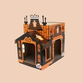 Halloween Starts Meow: Target Is Selling a Mini Haunted House for Your Cat