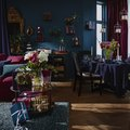 Ikea's 2018 Holiday Collection Is All About Jewel Tones