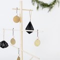 This DIY Ornament Is a Statement of Minimalist Beauty for Your Holiday Tree