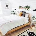 This Clean and Simple Boho Bedroom Is All About the Details