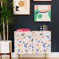 Society6 Now Have a Furniture Line Printed With Their Artists' Works