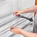 How to Clean Sticky ClosetMaid Wire Shelving