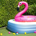 How to Keep a Blow-Up Pool Clean