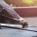 How Much Drop Should a Flat Roof Have to Shed Water?