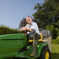 How Do I Charge a Lawn Tractor Battery?