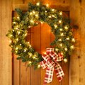 How to Hang a Wreath on a Door or Window