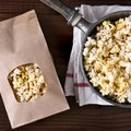 How to Clean Burnt Popcorn From a Pan