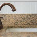 How to Clean a Moen Rubbed Bronze Faucet