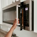 How to Clean a Stainless Steel Microwave and Convection Oven