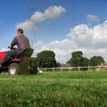How to Make a Riding Lawnmower Go Faster