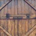 How to Build a Wooden Driveway Gate