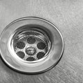 How to Clean a Mesh Sink Strainer