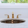 How to Position Faucets With Undermount Sinks