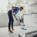 How to Clean Grout With Organic Cleaner