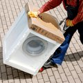 Can a Washing Machine Be Transported on Its Back?