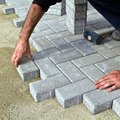 How to Build a Stone Brick Patio the Easy Way