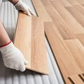 How to Fix a Laminate Floor That Is Separating