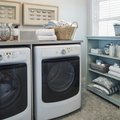 How Much Space Is Required Around a Washing Machine & Dryer?