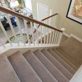 How to Install Carpet on Stairs Without a Tack Strip