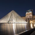 The Louvre Museum Pays Tribute to Architect I.M. Pei
