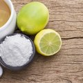 How to Clean With Lemon, Vinegar & Baking Soda