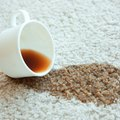 How to Remove Dried Coffee Stains From Carpet