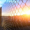 How to Straighten a Bent Chain-Link Fence