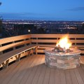 Can You Put a Fire Pit on a Deck?