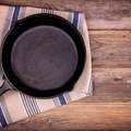 How to Clean a Rusted Cast Iron Skillet