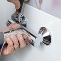 How to Take Apart the Inside of a Shower Faucet