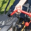 How to Clean a Gas Tank On a Lawn Mower