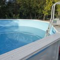 How to Repair a Skimmer Leak in an Above-Ground Pool