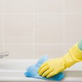 How to Clean Bath Shower Tile