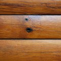 How to Bleach Knotty Pine