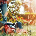 Causes of a Lawnmower Burning Oil