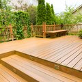 How to Clean Mold and Mildew From Wood Decks
