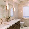 Typical Height of Bathroom Vanity Lights