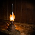 How to Identify an Antique Oil Lamp
