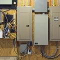 How to Connect Home Electrical Wiring From a House Panel to a Garage Panel