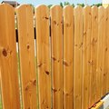 How to Convert a Chain-Link Fence to a Wood Fence