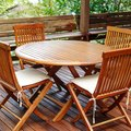 How to Stain Teak Furniture