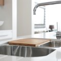 The Differences Between Chromium & Nickel Stainless Steel Sinks